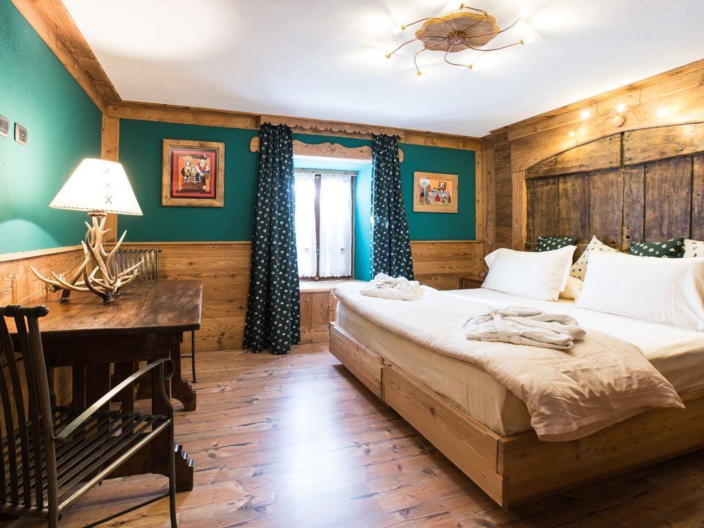 Apartment Genziana - Doppelzimmer