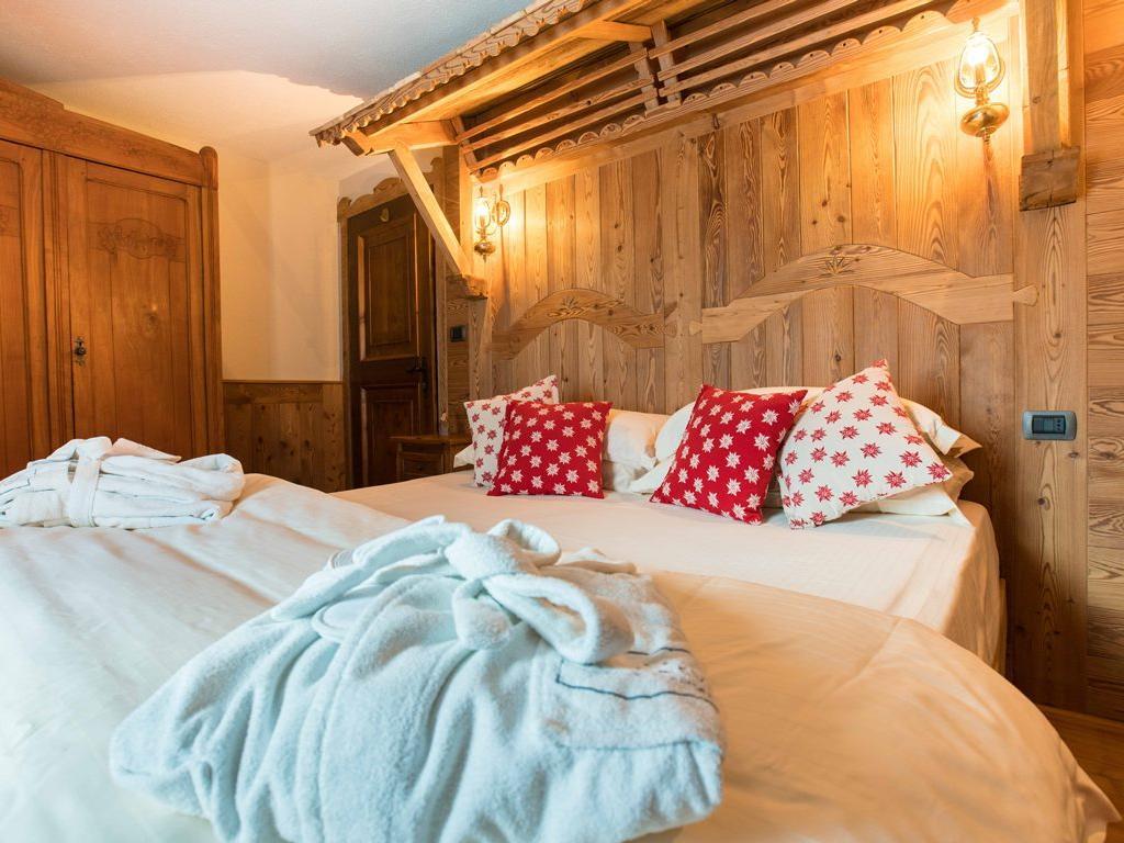 Appartamento Stella Alpina - Camera Matrimoniale