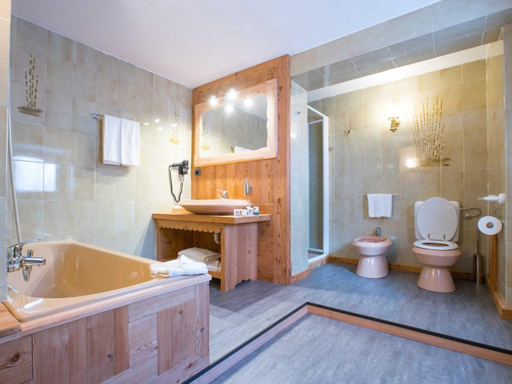 Apartment Stella Alpina - Bath Room